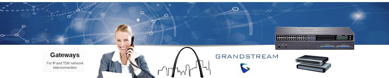 Grandstream VOIP Gateway