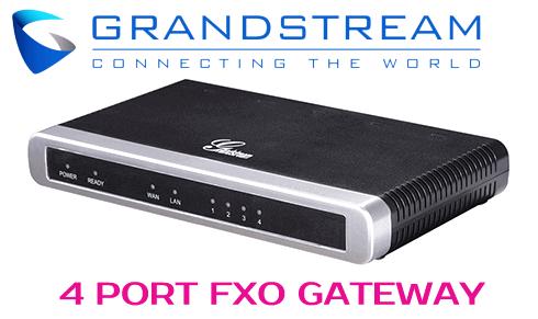 GXW4104 Voip Gateway Dubai