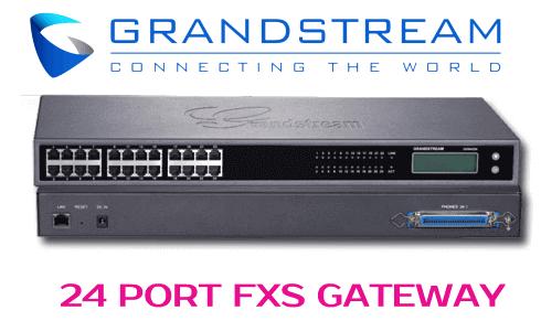 Grandstream GXW-4224 Dubai UAE