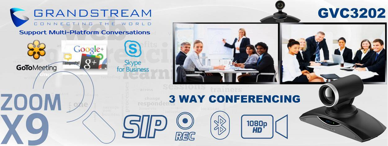 Grandstream GVC3202 Video Conference Dubai